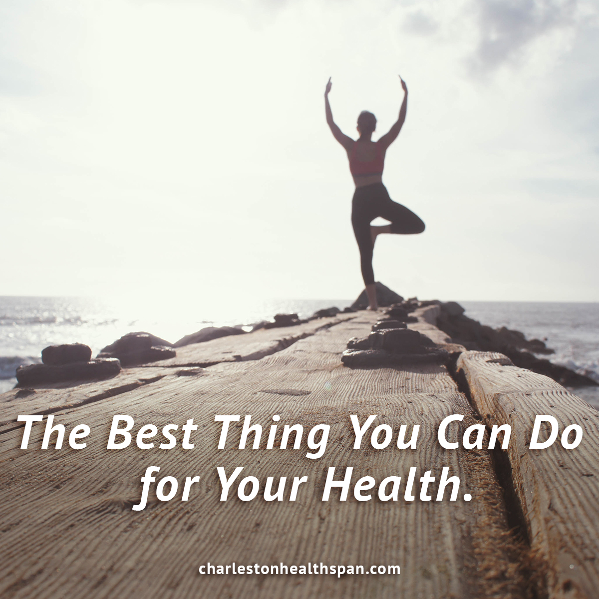 the best thing you can do for your health charleston