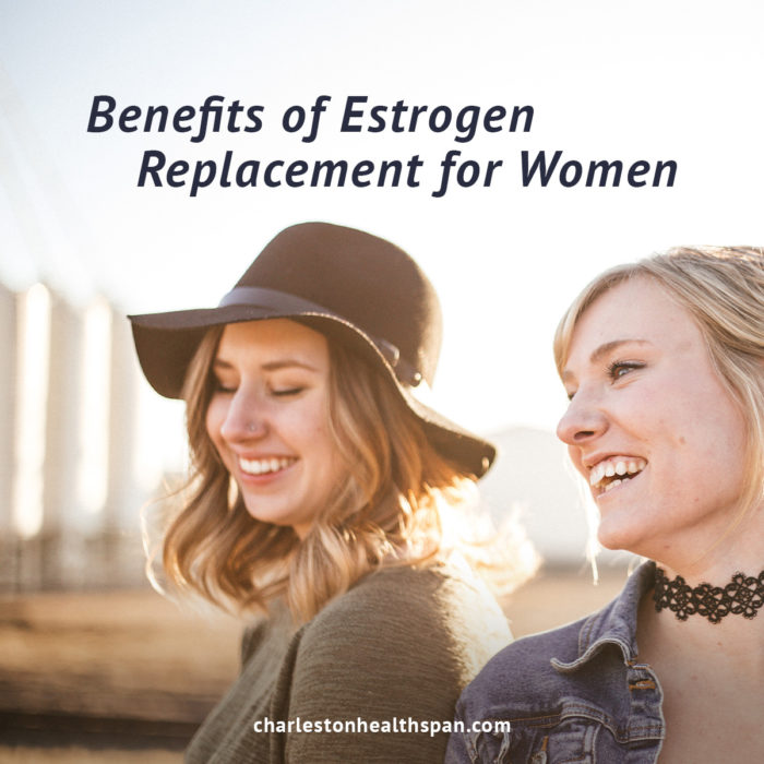 estrogen replacement benefits women